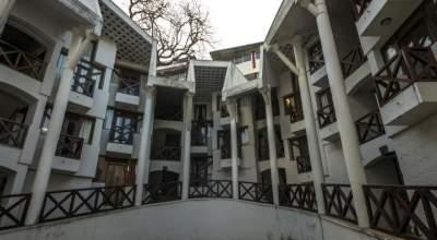 cottages in landour mussoorie